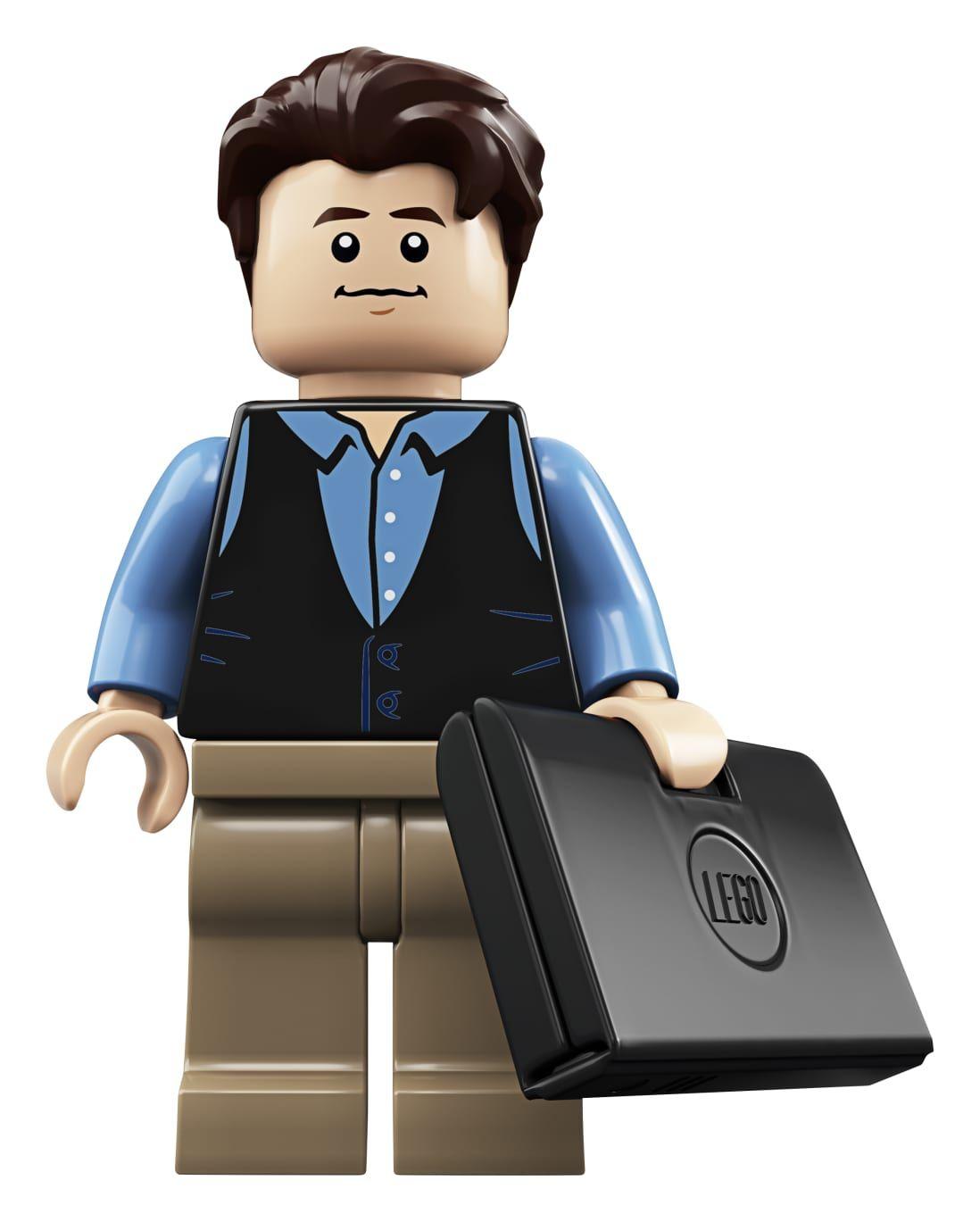 LEGO: Chandler Bing - Friends