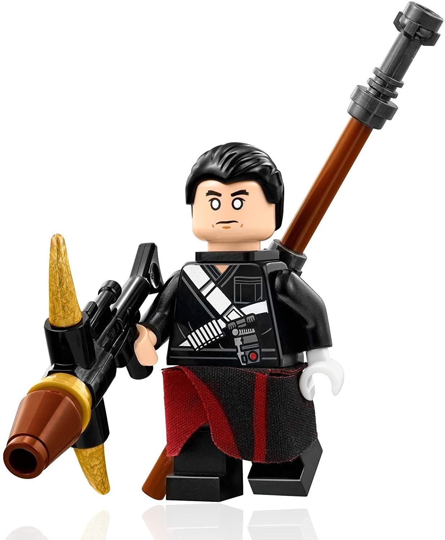LEGO Chirrut Imwe Warrior Monk: Star Wars Rogue One