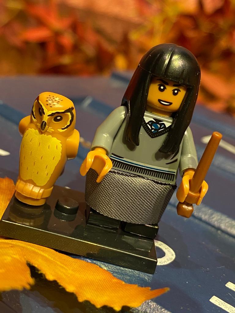 LEGO: Cho Chang - Harry Potter
