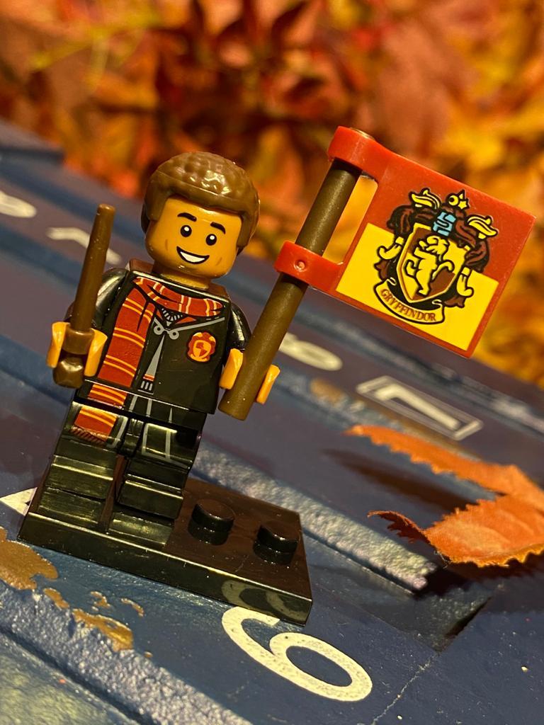 LEGO: Dean Thomas - Harry Potter