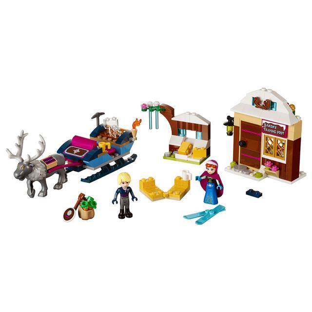 LEGO Disney Princess - A Aventura de Trenó de Anna e Kristoff