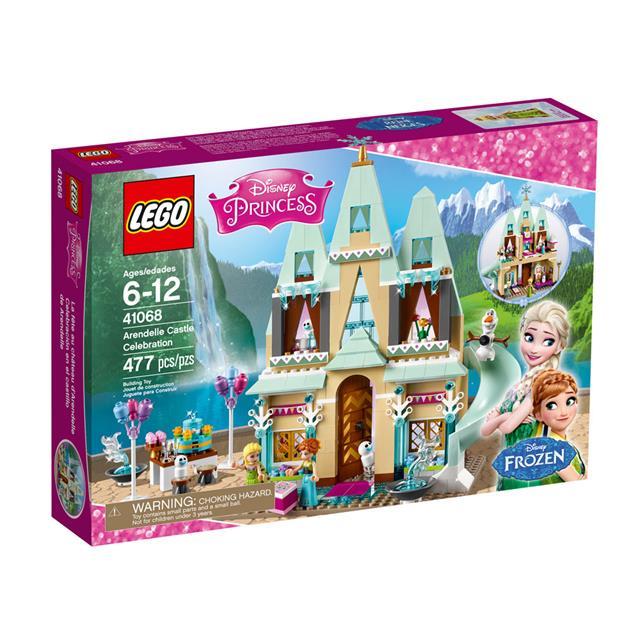 LEGO Disney Princess - Celebração no Castelo de Arendelle