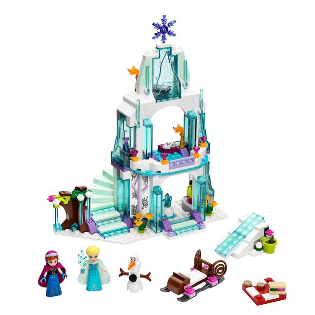 LEGO Disney Princess - O Castelo de Gelo da Elsa