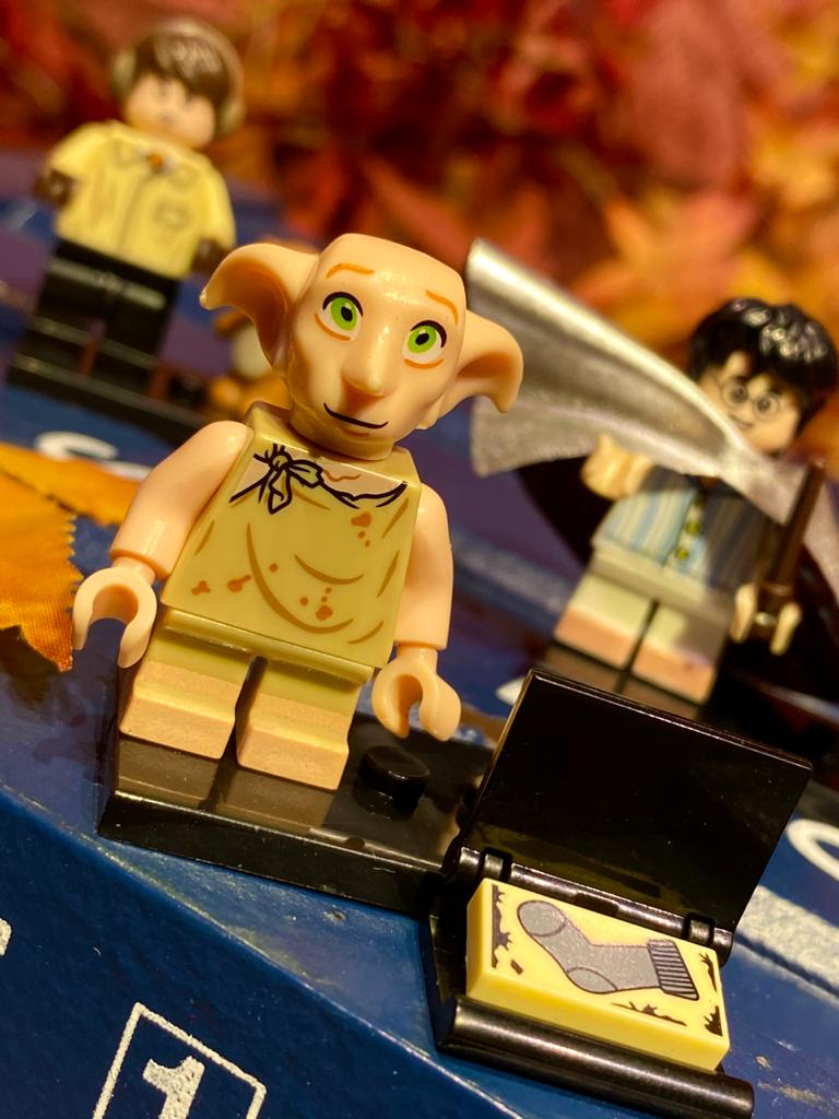 LEGO: Dobby - Harry Potter