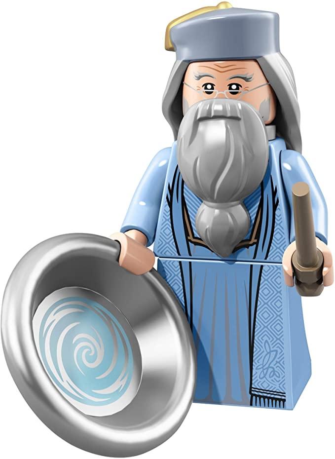 LEGO: Dumbledore com Penseira - Harry Potter