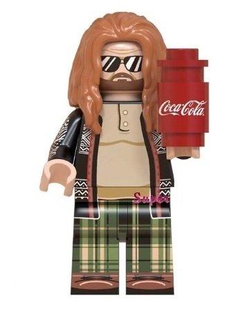 LEGO Fat Thor: Vingadores Ultimato - Marvel