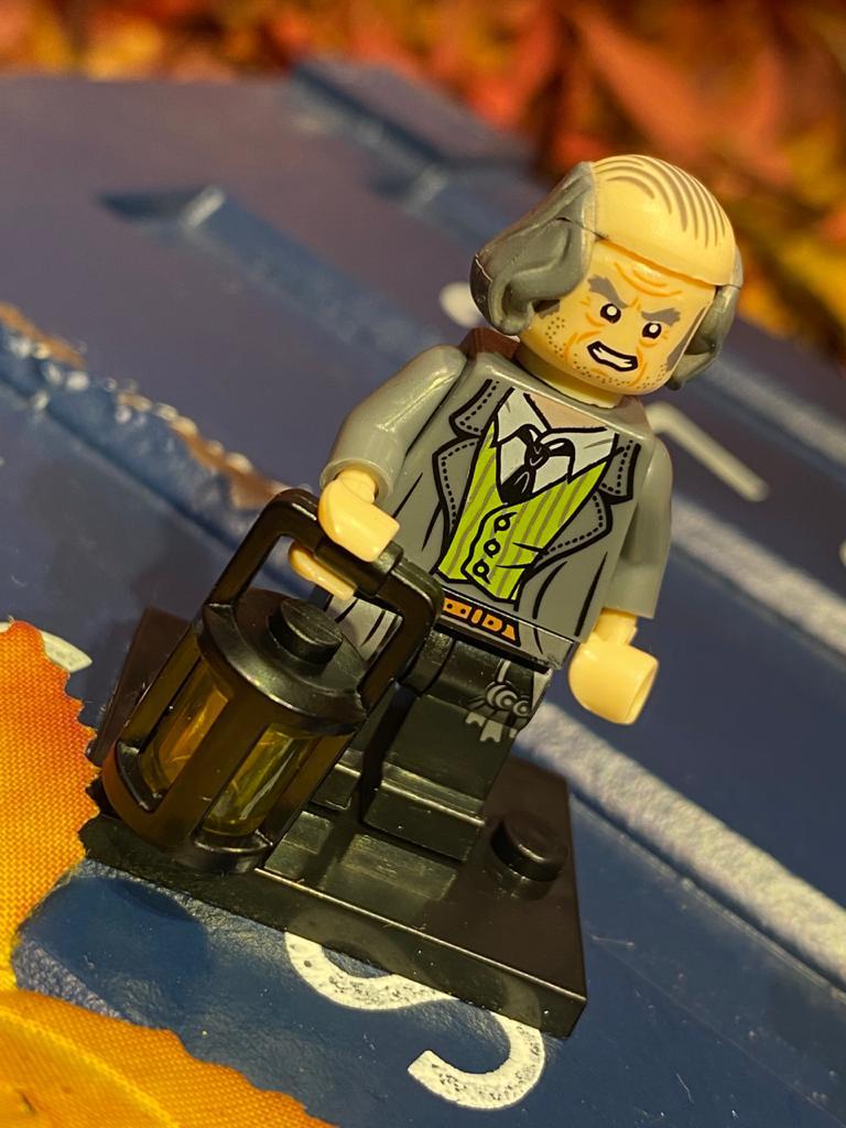 LEGO: Filch - Harry Potter