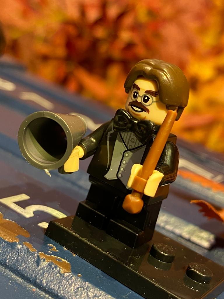 LEGO: Flitwick - Harry Potter