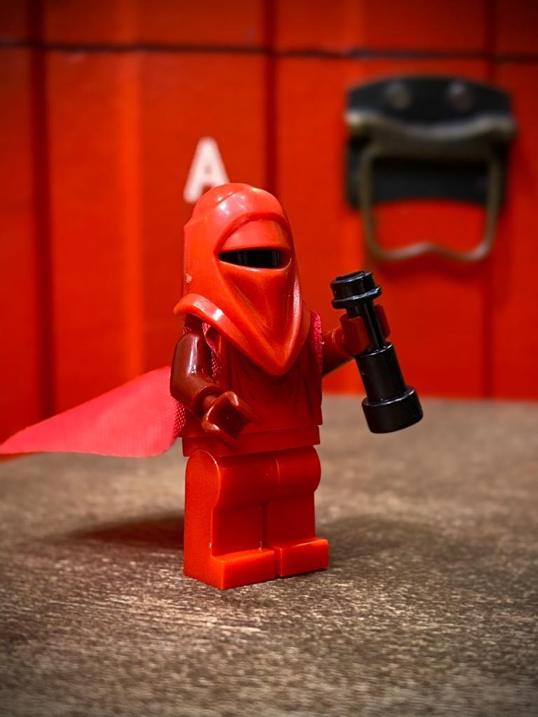 LEGO Guarda Imperial (Vermelho): Star Wars - Bloco de Montar