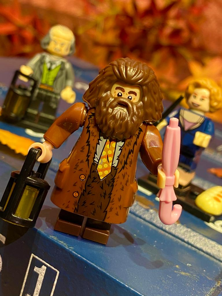 LEGO: Hagrid's Hut - Harry Potter
