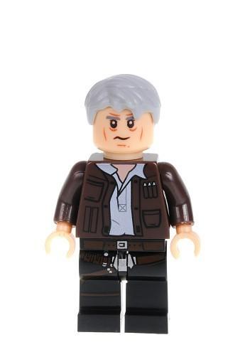 LEGO Han Solo (Velho): Star Wars