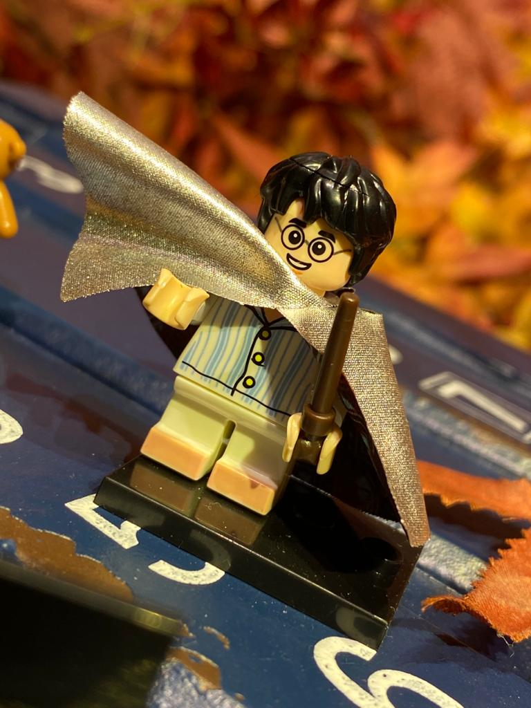 LEGO: Harry Potter Com Capa Da Invisibilidade - Harry Potter