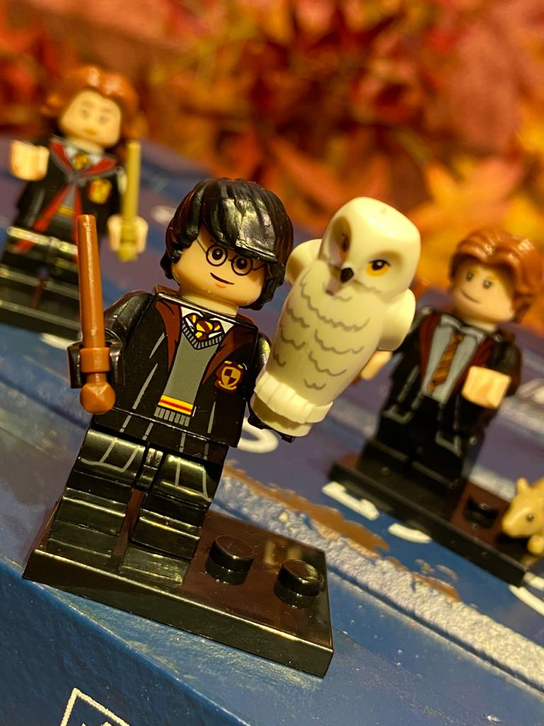 LEGO: Harry Potter Com Hedwig - Harry Potter