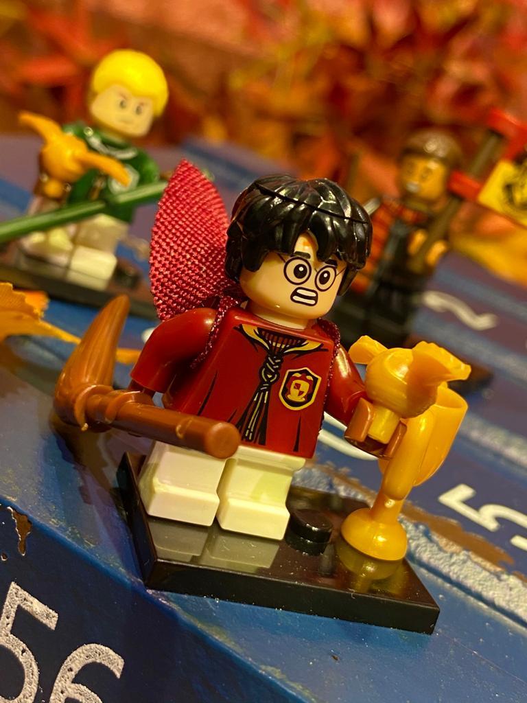 LEGO: Harry Potter Uniforme de Quadribol - Harry Potter