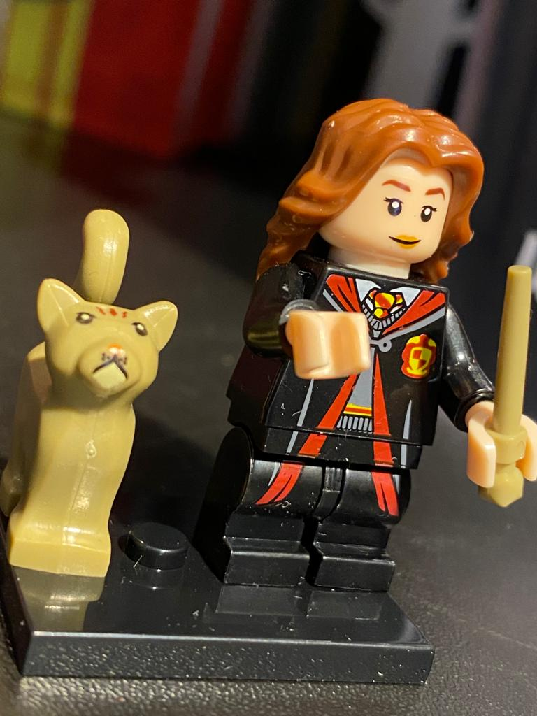 LEGO: Hermione Granger - Harry Potter