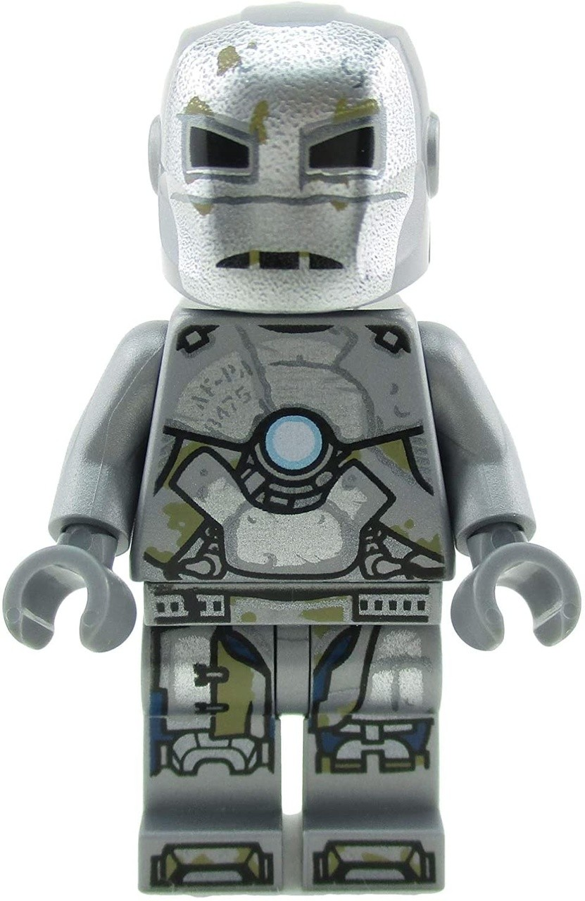 LEGO Homem de Ferro Mark 1 (Iron Man Mark 1)  - Marvel