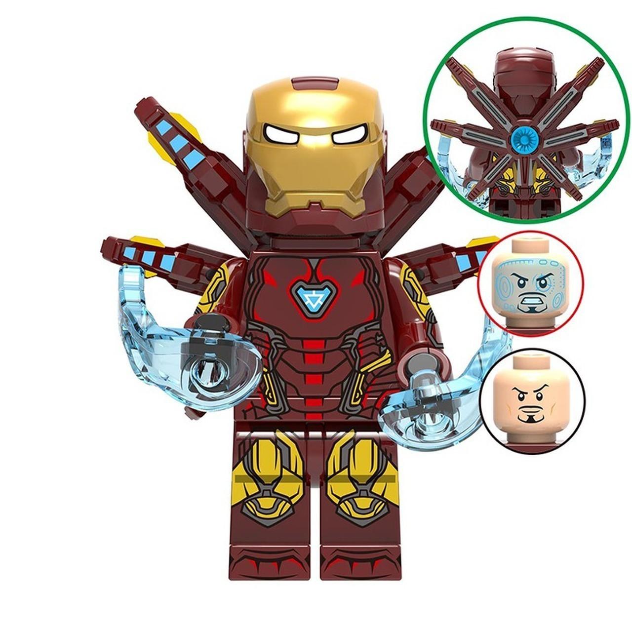 LEGO  Homem de Ferro Mark 85 (Iron man Mark 85) Garras Estrela - Marvel  - Toyshow Geek e Colecionáveis Tudo em Marvel DC Netflix Vídeo Games