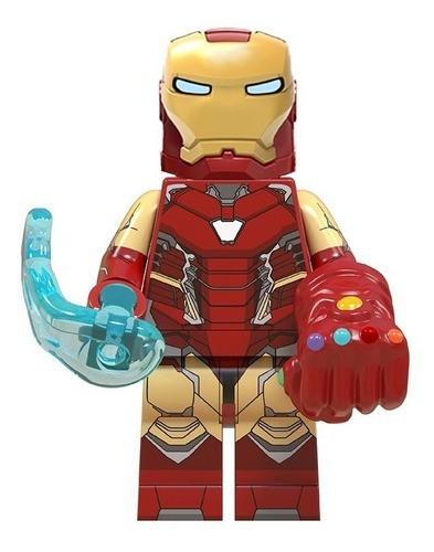 LEGO Homem de Ferro Mark 85 (Iron man Mark 85) Manopla do Infinito - Marvel