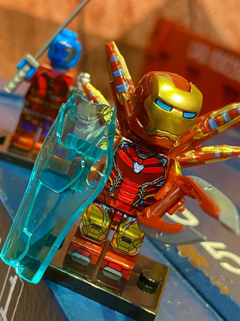 LEGO Homem de Ferro Mark 85 (Iron man Mark 85) - Marvel