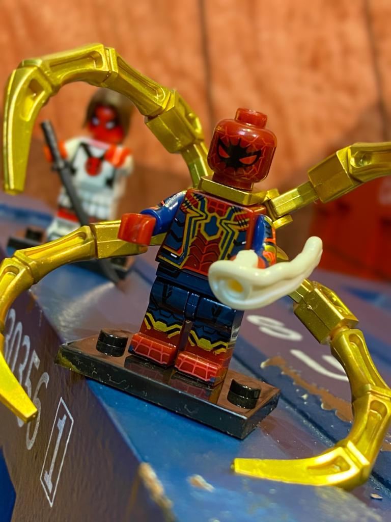 LEGO Iron Spider (Vingadores Ultimato) - Marvel