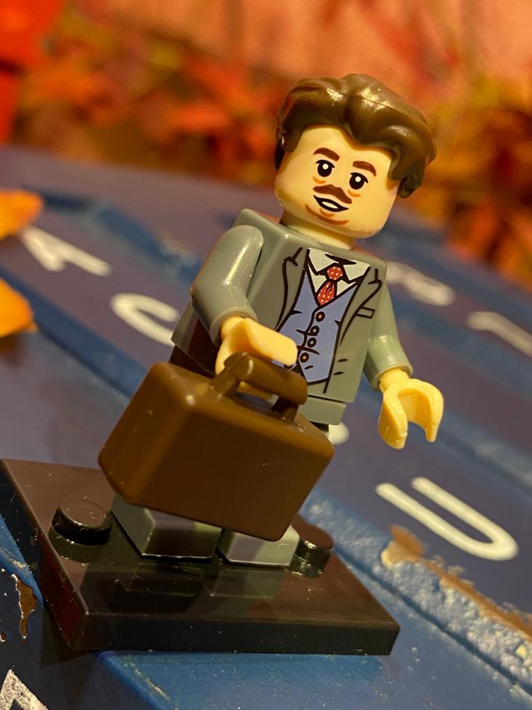 LEGO: Jacob Kowalski -  Animais Fantásticos e Onde Habitam