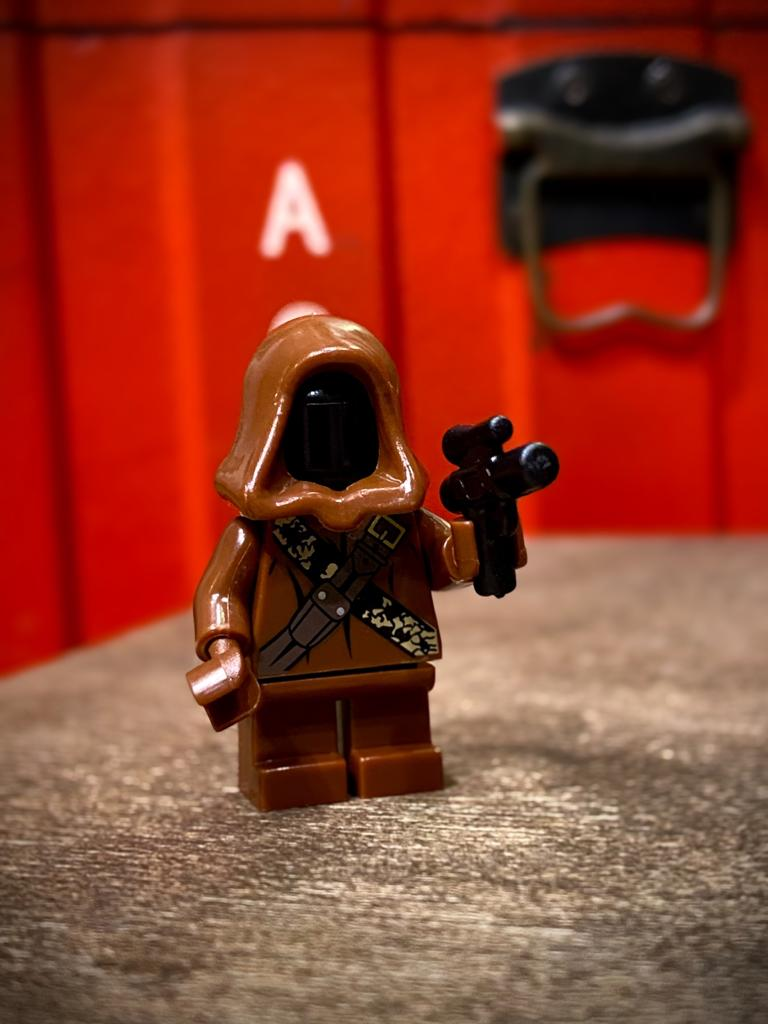 LEGO Jawa: Star Wars - Bloco de Montar