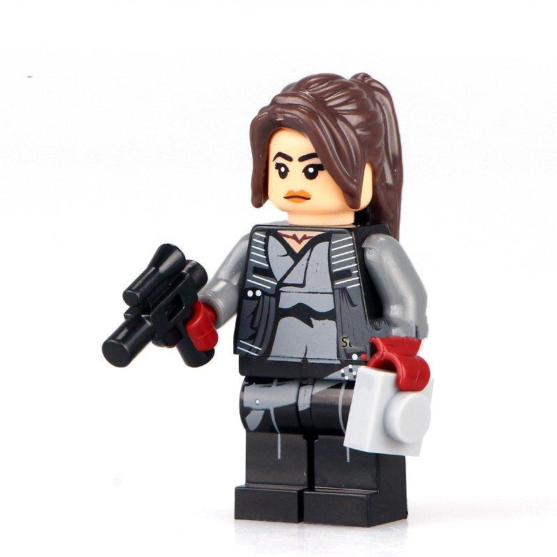 LEGO Jyn Erso: Rogue One Star Wars