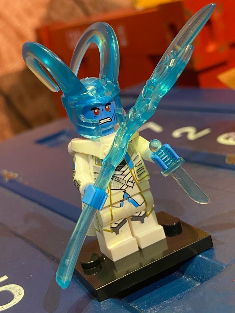 LEGO Loki (Traje Gigante de Gelo) - Marvel