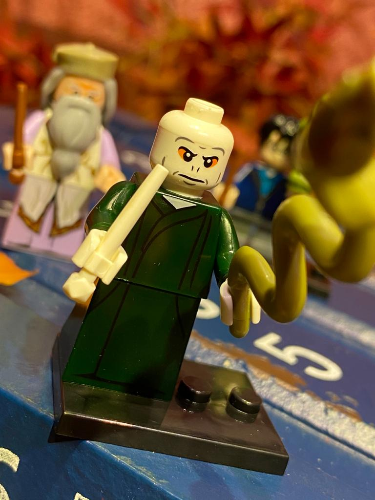 LEGO: Lord Voldemort -  Harry Potter