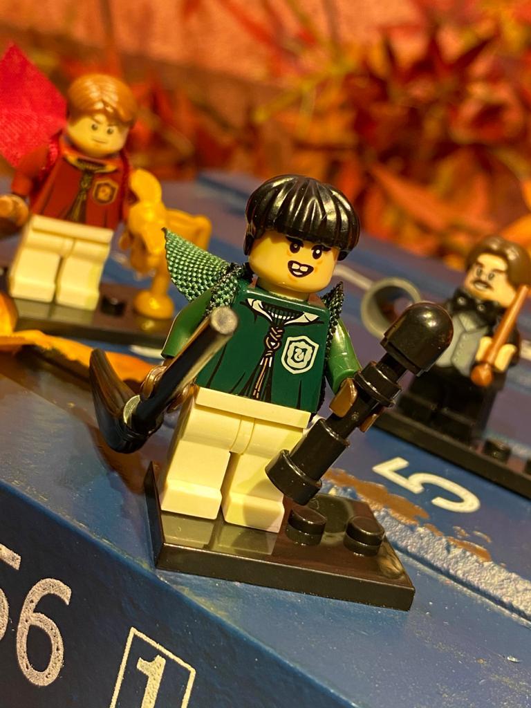 LEGO: Marcos Flint - Harry Potter
