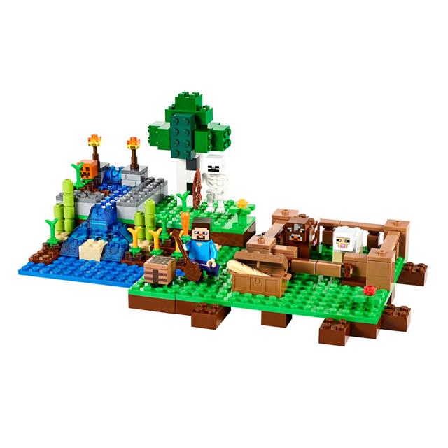 LEGO Minecraft Creative Adventure - A Fazenda