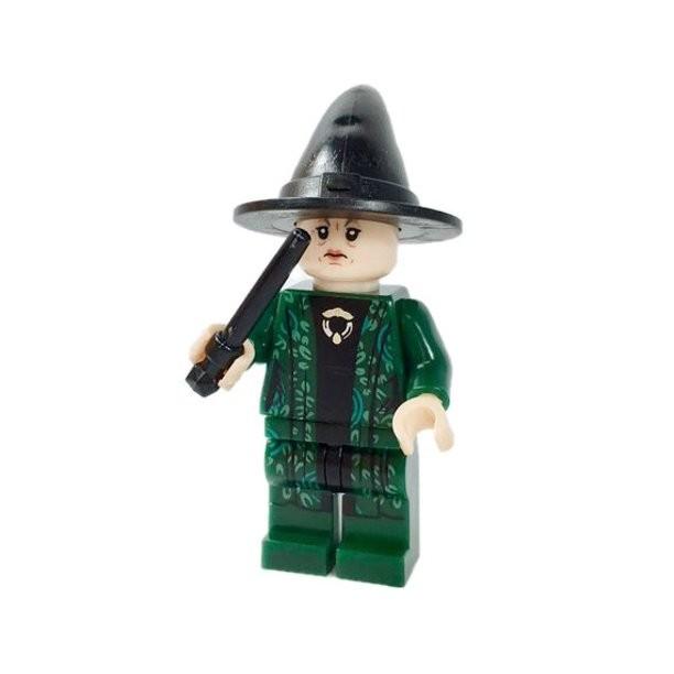 LEGO: Minerva McGonagall - Harry Potter