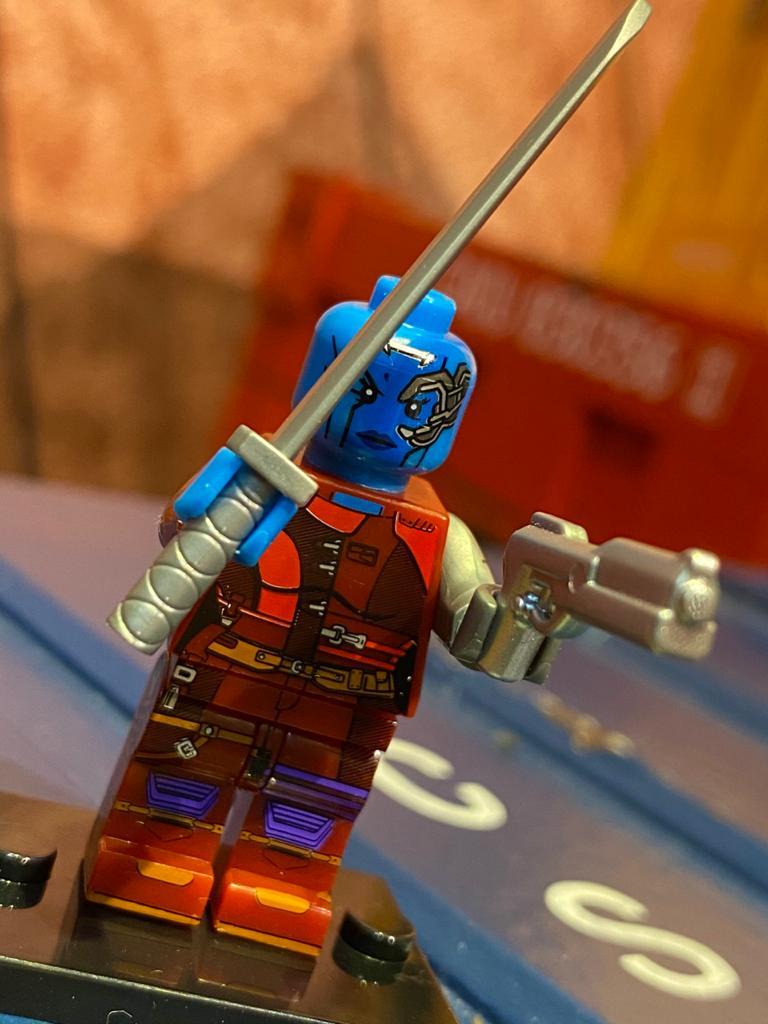 LEGO Nebulosa - Marvel