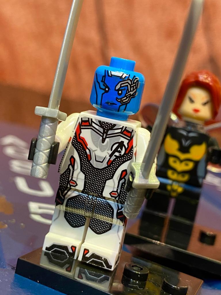 LEGO Nebulosa (Traje Quântico) - Marvel