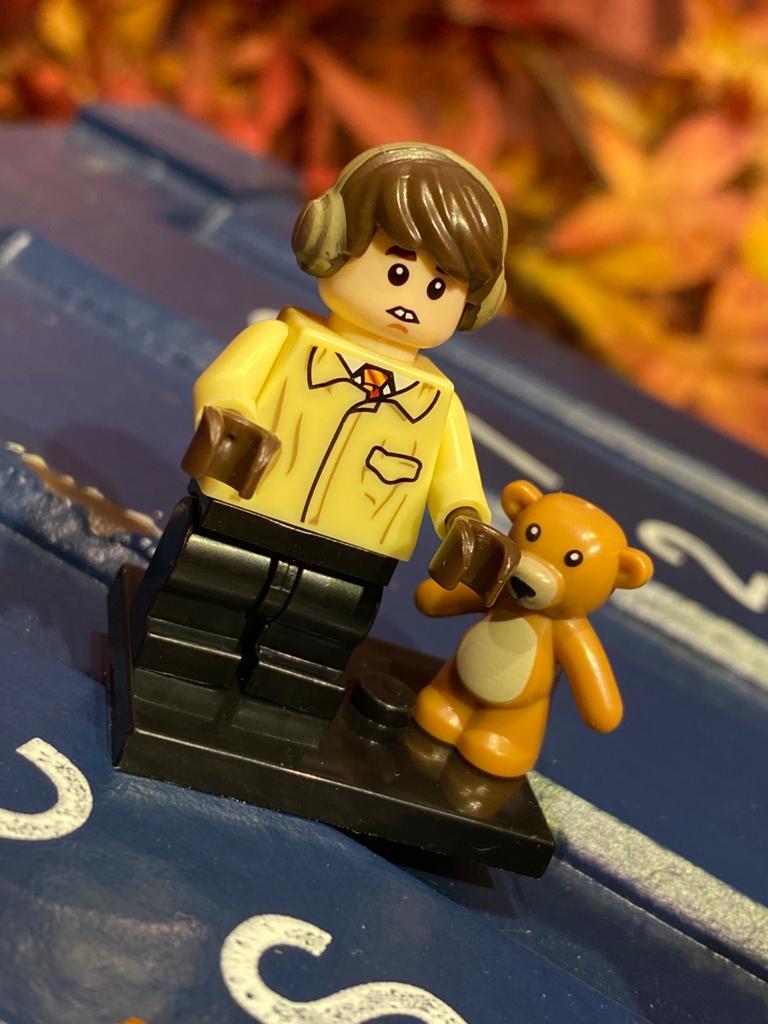 LEGO: Neville Longbottom - Harry Potter