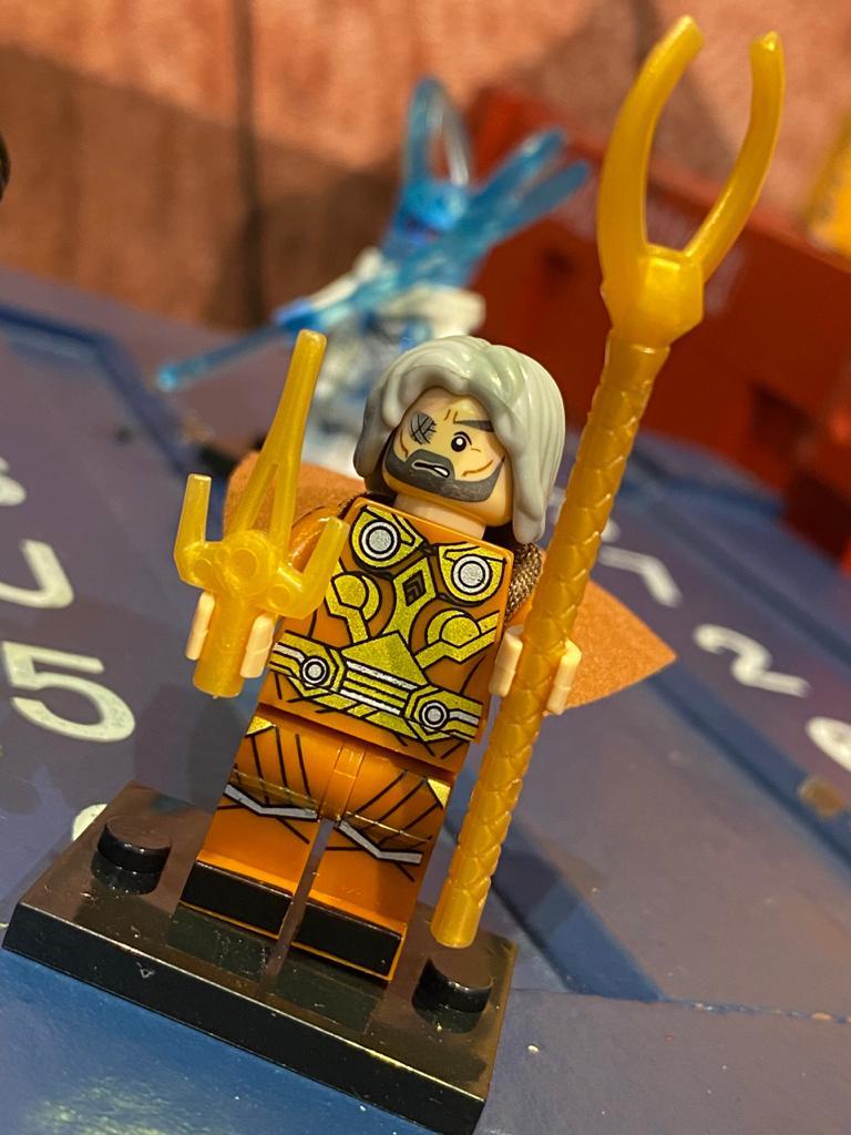 LEGO Odin- Marvel