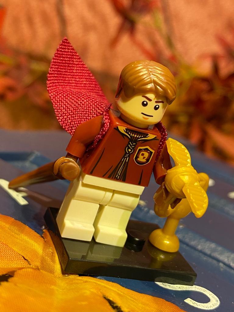 LEGO: Oliver Wood - Harry Potter