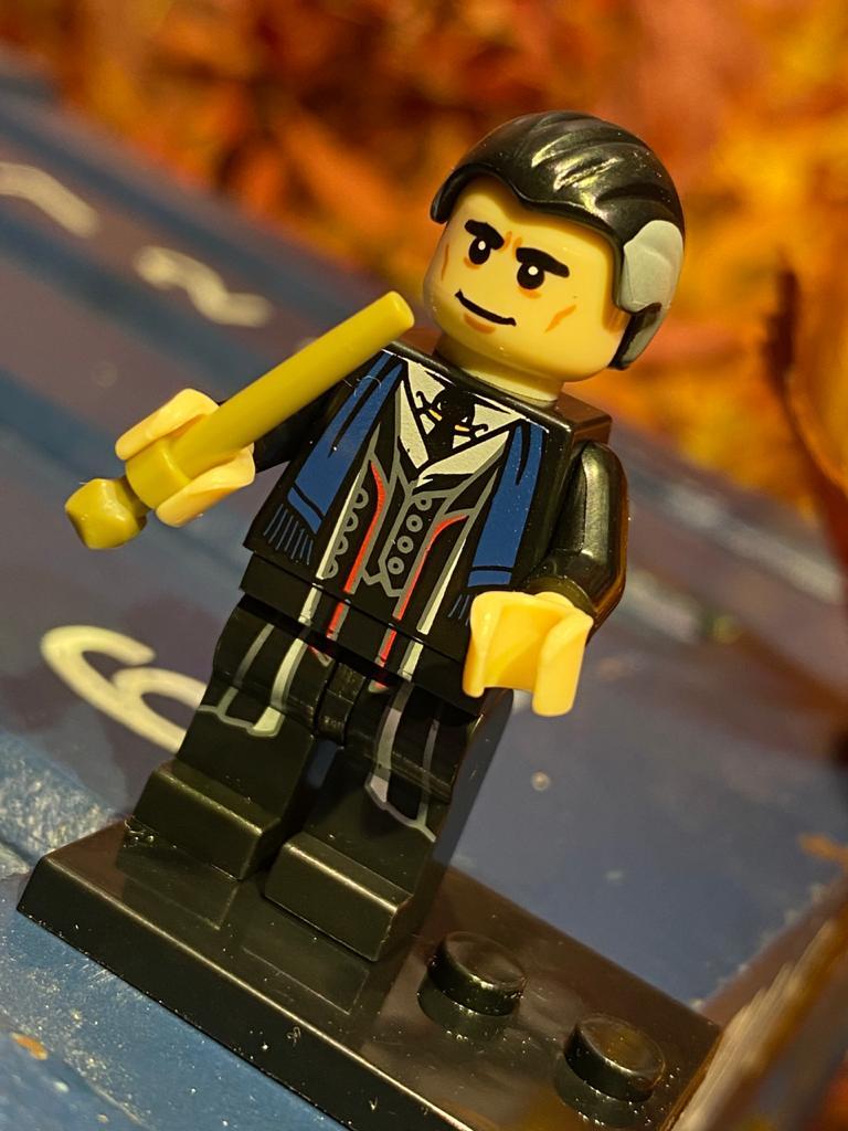 LEGO: Percival Graves -  Animais Fantásticos e Onde Habitam