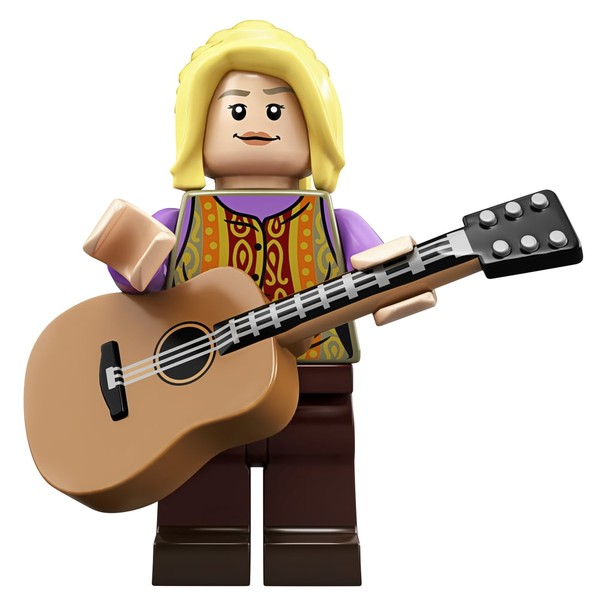 LEGO: Phoebe Buffay - Friends