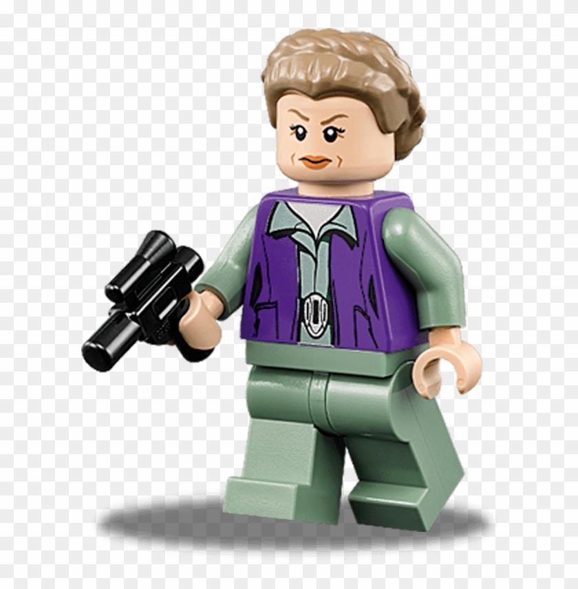 LEGO Princesa Leia (Velha): Star Wars