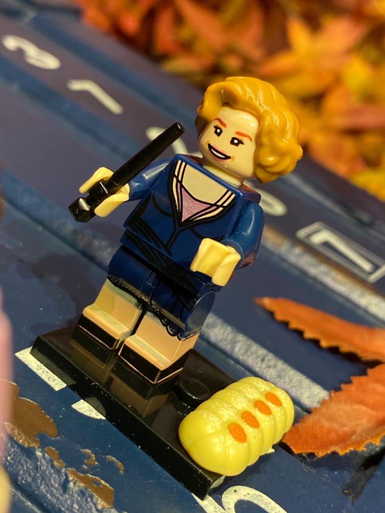LEGO: Queenie Goldstein -  Animais Fantásticos e Onde Habitam