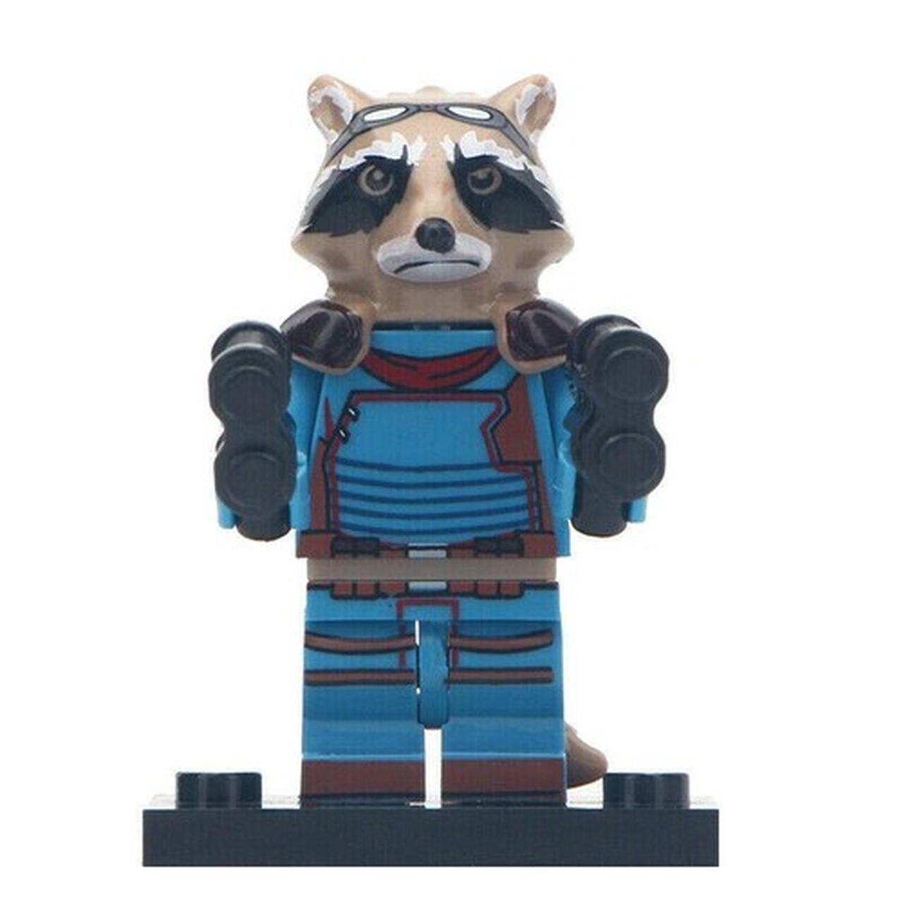 LEGO Rocket Raccoon - Marvel