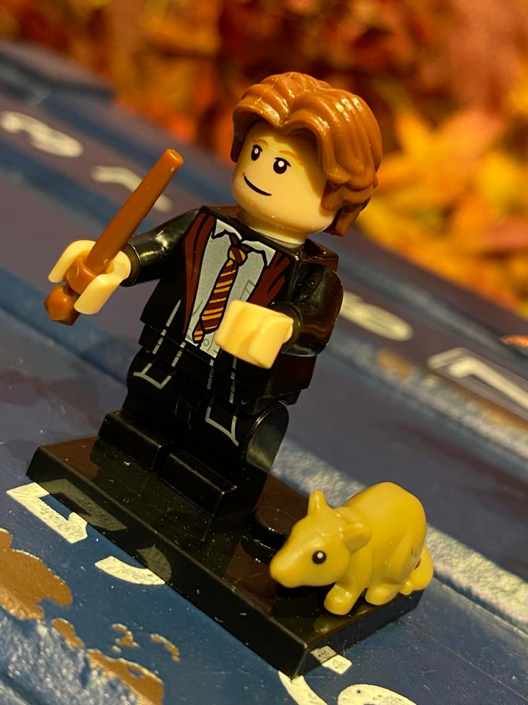 LEGO: Ron Wesley - Harry Potter