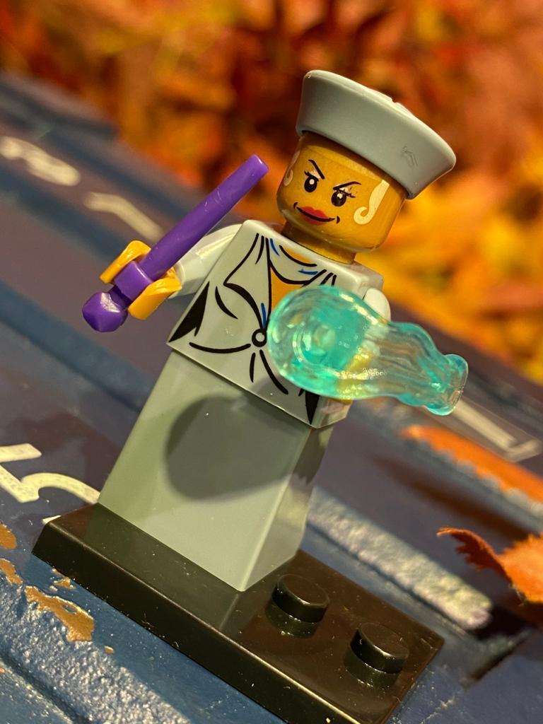 LEGO: Seraphina Picquery -  Animais Fantásticos e Onde Habitam