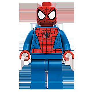 LEGO Spider-Man (Peter Parker) - Spider-Man ''Spider-Verse''