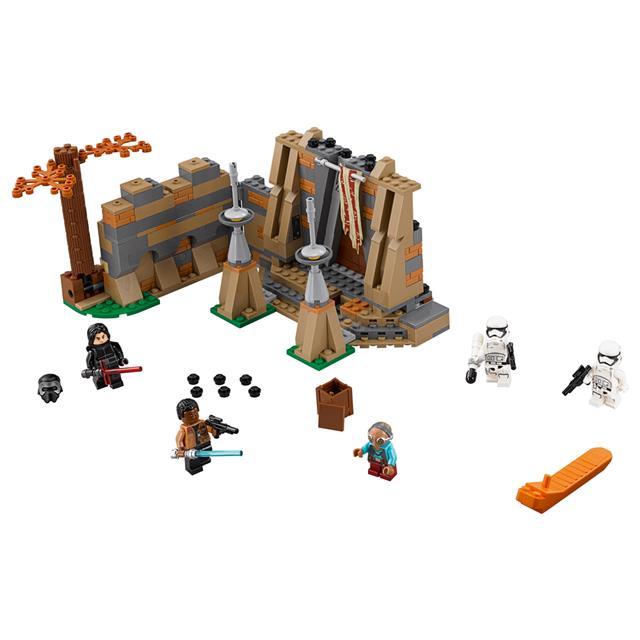 LEGO Star Wars - Combate no Castelo de Maz