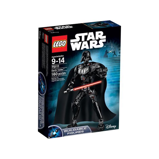 LEGO Star Wars - Constraction Darth Vader