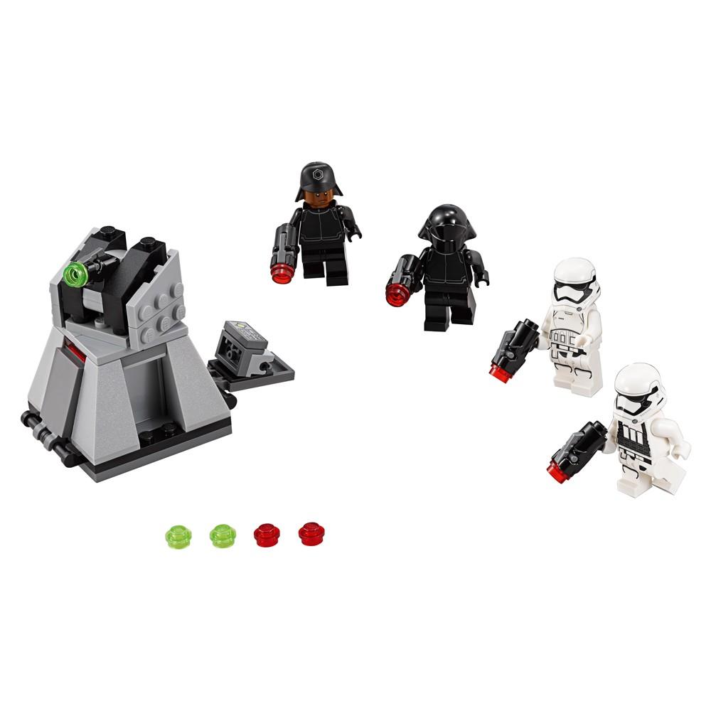 LEGO Star Wars - Pack de Combate da Primeira Ordem
