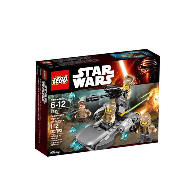 LEGO Star Wars - Pack de Combate da Resistência