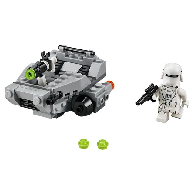 LEGO Star Wars - Poderosos Micros: Snowspeeder da Primeira Ordem